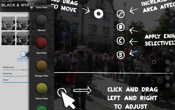 Snapseed im Test: intuitive Bildbearbeitung auf dem Mac