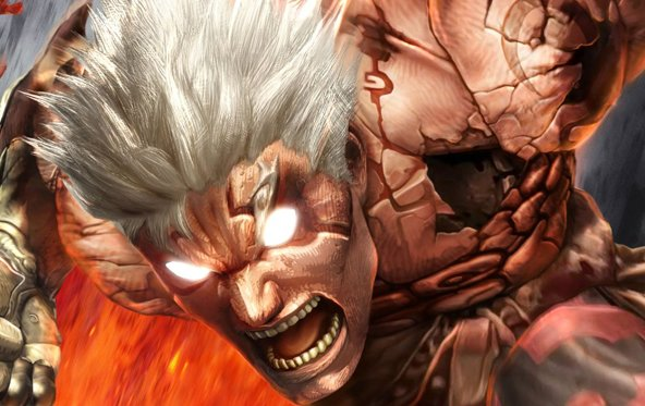 GIGA Gameplay - Asura's Wrath