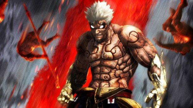 Asura's Wrath Vorschau: Immer mitten in die Fresse rein