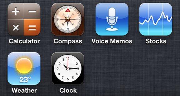 Belfry: Wetter, Aktien, Uhr und weitere Standard-Apps fürs iPad in Cydia