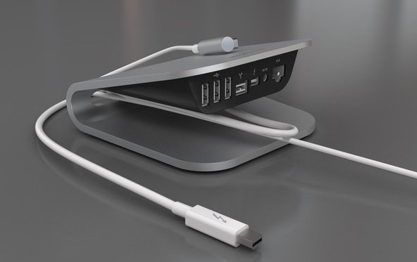 Hands-On: Belkin Thunderbolt Express Dock