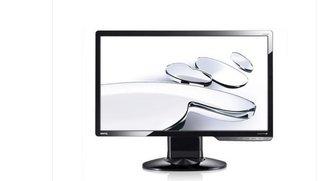 Ein 24 Zoll Monitor von BenQ für 129 Euro auf eBay