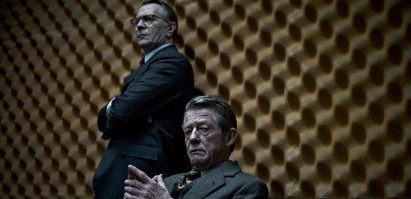 Oldman und Hurt: Ursprünglich sollte John Hurt die Rolle des Smiley übernehmen.
