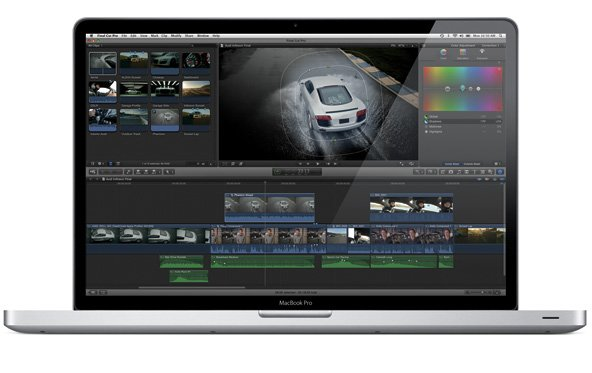 Apple-Updates: Neue Versionen von Final Cut Pro X, Motion und Compressor