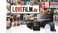 30 Tage kostenlos Filme bei LOVEFiLM leihen inkl. 5 Euro Amazon-Gutschein
