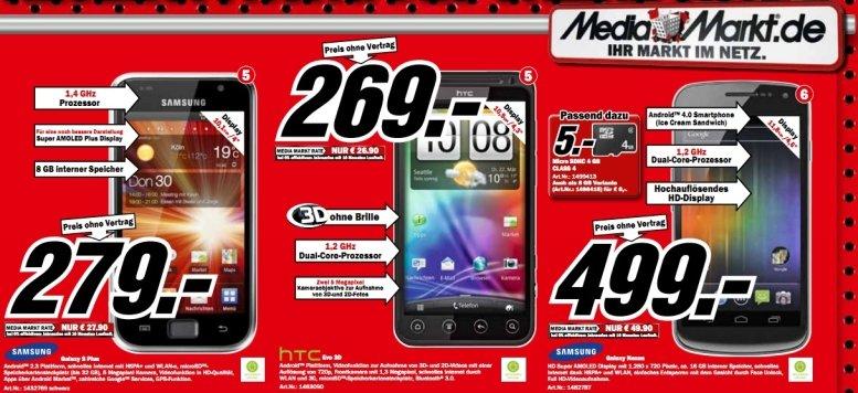 Die Media Markt Online-Shop Angebote