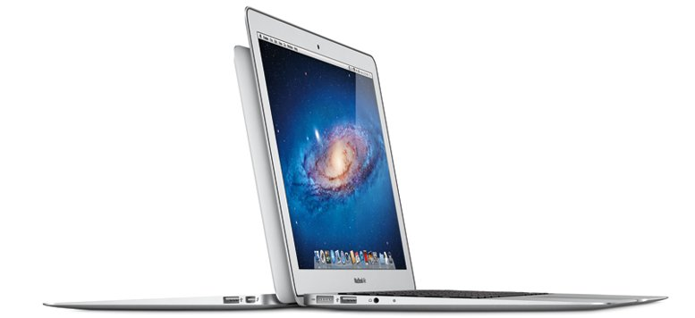 Apple verkauft 1,2 Millionen MacBook Air im 4. Quartal 2011