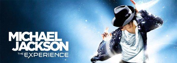 Michael Jackson: The Experience - Geht weg wie warme Semmeln
