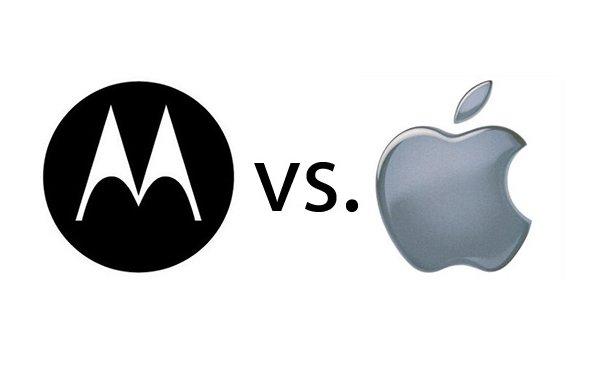 Motorola vorerst gegen Apple erfolgreich