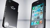 Nissan präsentiert selbstheilende iPhone-Hülle