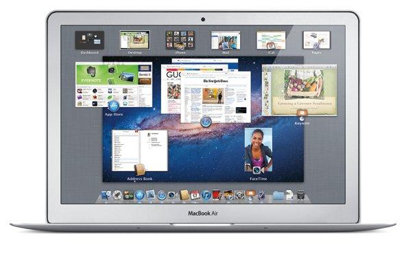 Mini-Update für OS X Lion 10.7.3