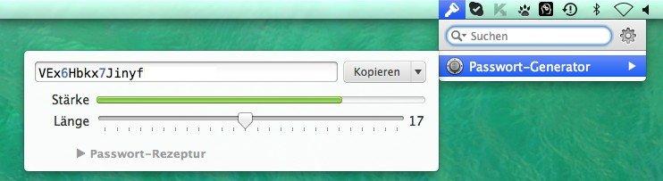 Passwort-Generator-1Password-Mac