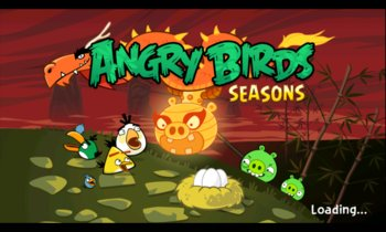Angry Birds Seasons Year of the Dragon 3