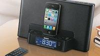 ICF-DS15iP von Sony - Docking-Station mit Uhrenradio für iPod/iPhone