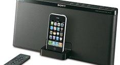 RDP-X60iP von Sony - iPod/iPhone Docking-Station für drahloses Musik-Streaming