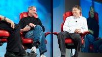 Auf Steves Nachttisch: Abschiedsbrief von Bill Gates