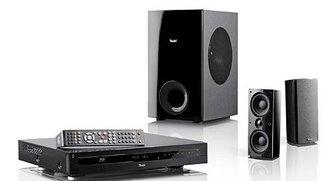 Das Heimkino System Impaq 300 Blu-ray 2.1 für 399,99 Euro