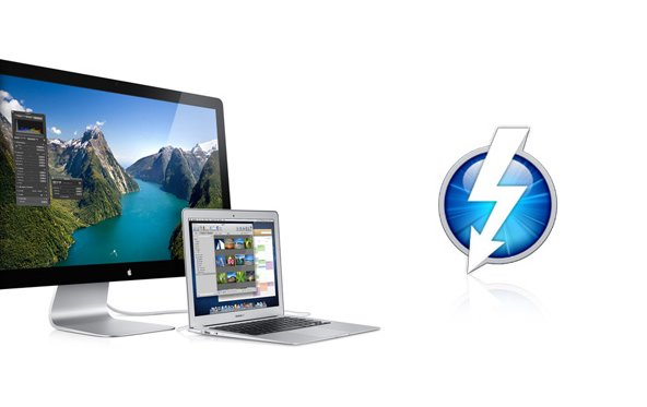 Thunderbolt: 4K-Videobearbeitung auf dem MacBook Air