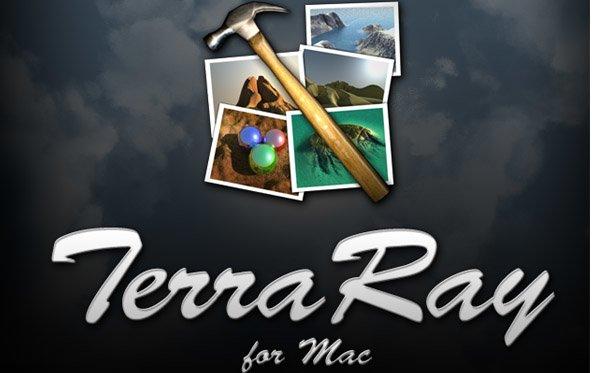 TerraRay 6.0.6:  3D-Renderer im Sonderangebot
