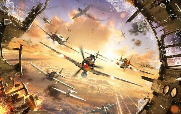 World of Warplanes: Erster Trailer und neue Infos