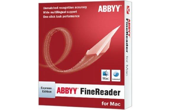 ABBYY FineReader für Mac mit 25 % Rabatt