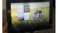Acer Iconia Tab A510 und Zombie Driver - Hands-On - CES 2012