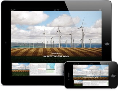 "Apples E-Book-Software: Inspiration durch Al Gores E-Book ""Our Choice"""