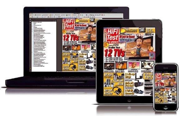 Die erste Zeitschriften Flatrate jetzt auch als App