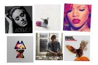 Top-Alben für unter 5 Euro bei Amazon