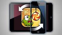Eine gekaufte App auf mehreren iOS-Geräten installieren, so geht's