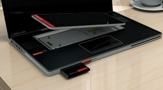 Fujitsu Lifebook Konzept: Smartphone + Tablet + Kamera = Laptop