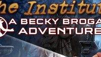 Das Institut Ein Becky Brogan Abenteuer