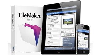 Datenbank-Lösungen Bento und FileMaker Pro im Angebot