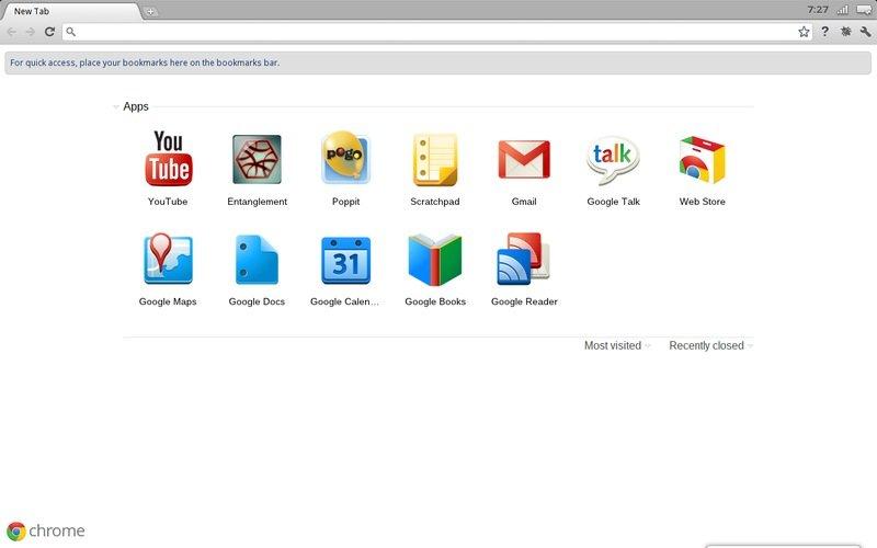 Google: Chrome OS und Android bleiben getrennt