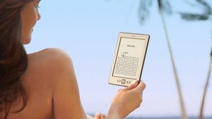 Kindle: E-Book-Reader mit Touchscreen schon im Billig-Segment