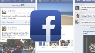 Facebook-App - Android überholt iOS bei Benutzung der Facebook-App