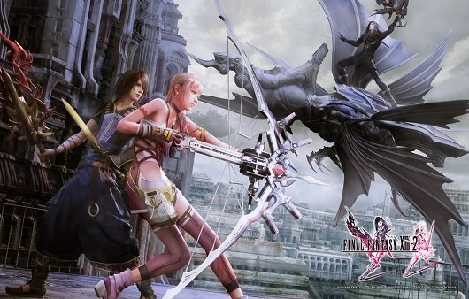 Final Fantasy XIII-2 Test: Lost in Timespace