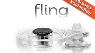 Fling-Joystick für iPad im Angebot