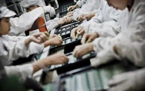 Foxconn-Mitarbeiter drohten mit Massensuizid