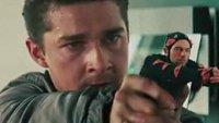 """Funny or Die vs. Andy Serkis – """"motion capturing"""" bei Lampen und Pistolen"""
