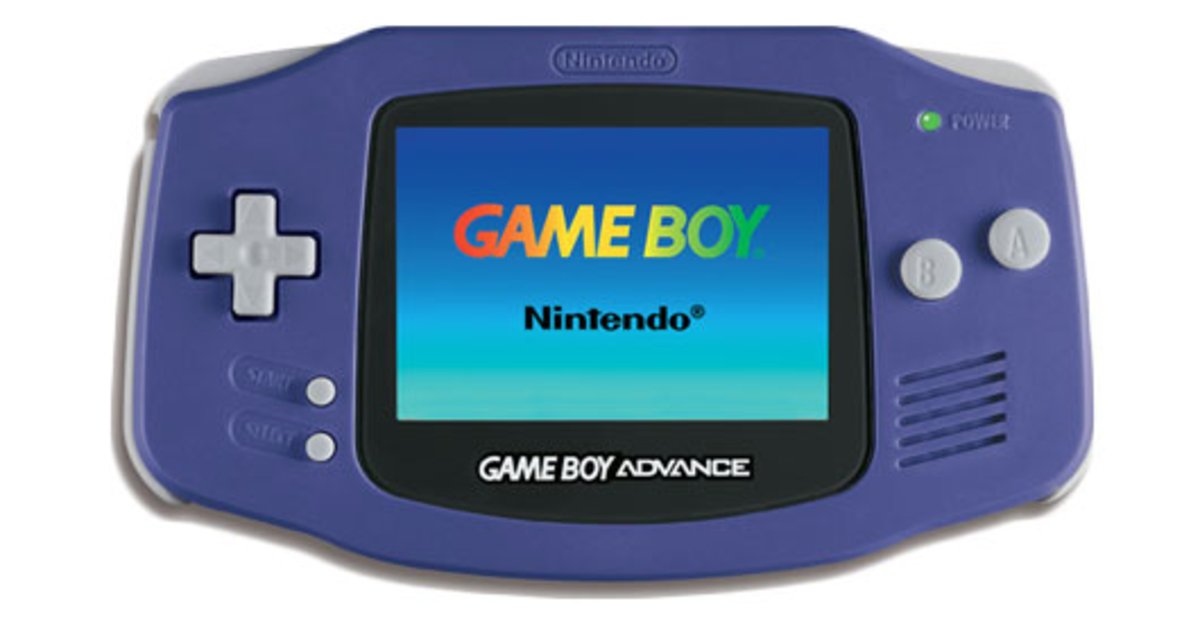 nintendo game boy advance alle infos bei giga. Black Bedroom Furniture Sets. Home Design Ideas