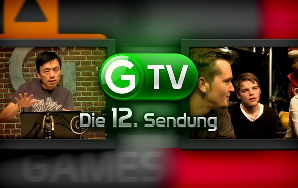GIGA TV Live - Folge 12 - TeeWorlds, Soul Calibur 5, DustForce, Asus Transformer Prime