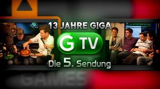 GIGA TV Live - Folge 5