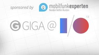 Google I/O 2013: GIGA live aus San Francisco