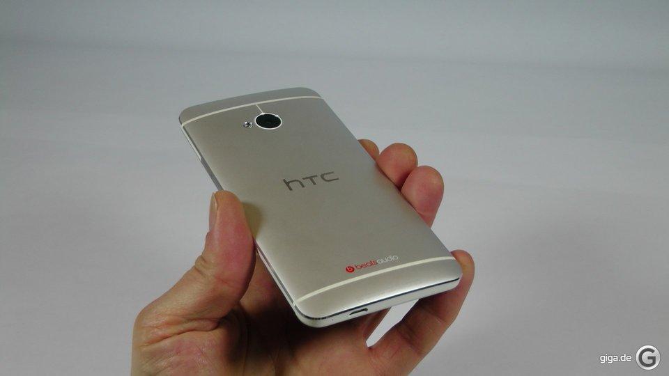Das HTC One M7 brachte HTC nach vorne.