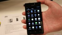 Huawei Ascend P1 S - Hands-On (English) - CES 2012