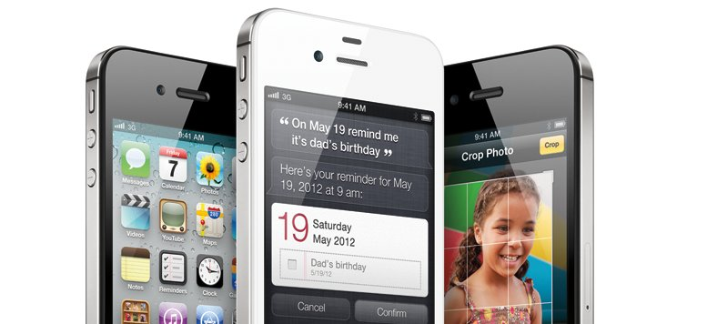 iPhone 4S: Jeder Fünfte greift zum Top-Modell mit 64 GByte
