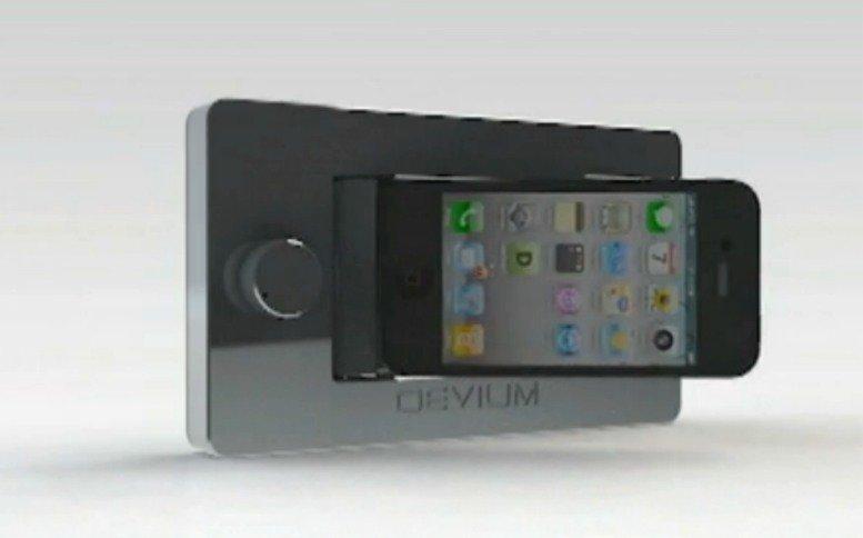 Mit Dash wird das iPhone zum Autoradio (Kickstarter, Video)