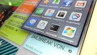 iPad-Browser iSide mit Seitenspalte und History-Vorschau: aktuell kostenlos