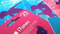 iTunes-Karte: Infos zu Rabatten, Online-Händlern und zum Einlösen